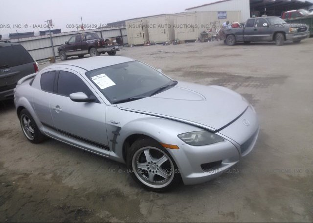 Inventory #921878001 2004 Mazda RX8
