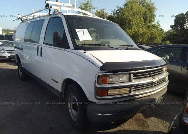 Inventory #272573586 2000 Chevrolet EXPRESS G2500