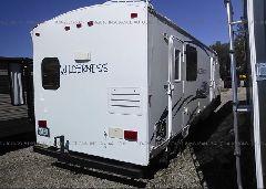 2013 HEARTLAND WILDERNESS - 5SFNB272XDE250838 rear view
