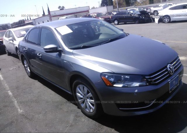 Inventory #558071498 2015 Volkswagen PASSAT