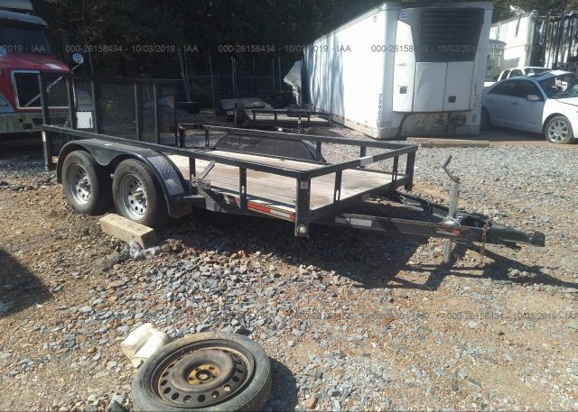 Inventory #318524231 2017 TRAILER BARTLET TRAILER