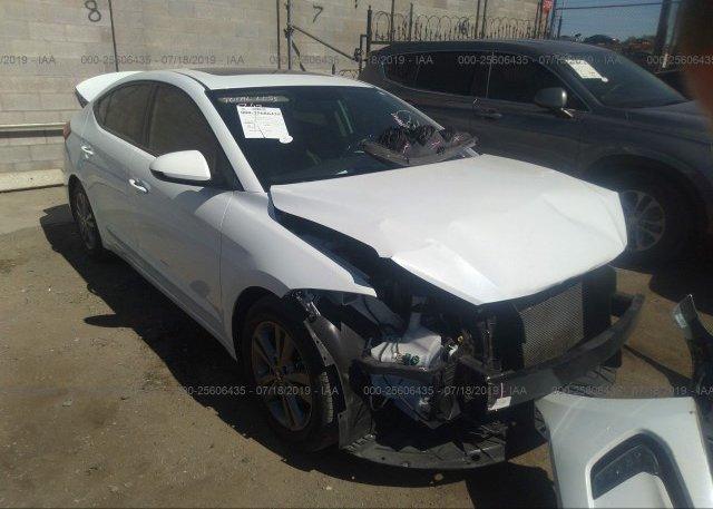 Inventory #687166045 2017 Hyundai ELANTRA