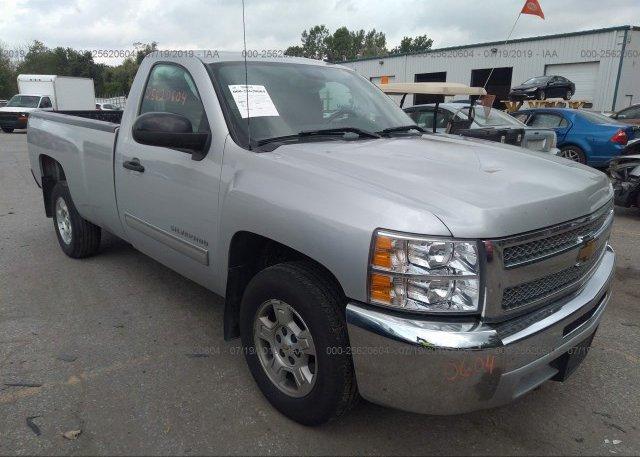 Inventory #981598051 2013 Chevrolet SILVERADO