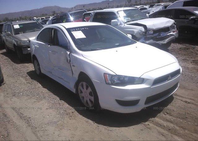 Inventory #961222547 2012 Mitsubishi LANCER