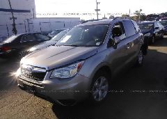 2015 Subaru FORESTER - JF2SJAFC5FH536693 Right View