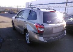 2015 Subaru FORESTER - JF2SJAFC5FH536693 [Angle] View