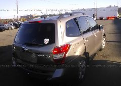 2015 Subaru FORESTER - JF2SJAFC5FH536693 rear view