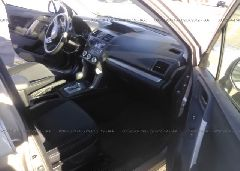 2015 Subaru FORESTER - JF2SJAFC5FH536693 close up View