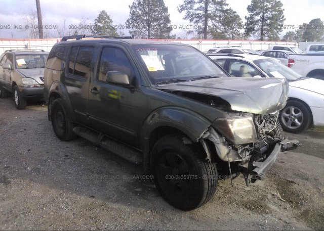 Inventory #868306453 2007 Nissan PATHFINDER
