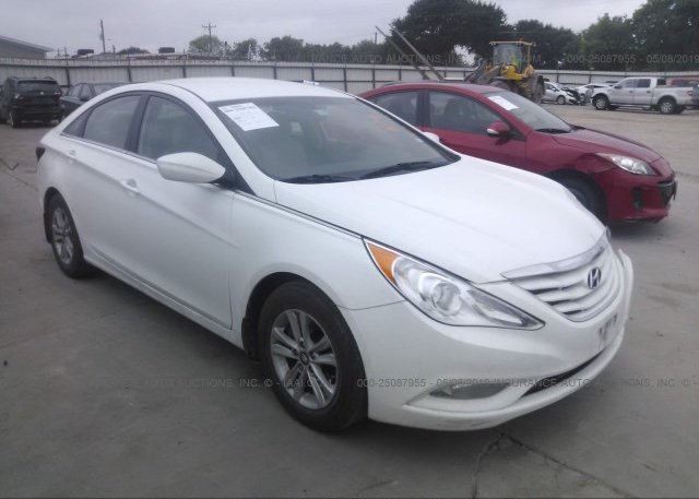 Inventory #817976953 2013 Hyundai SONATA