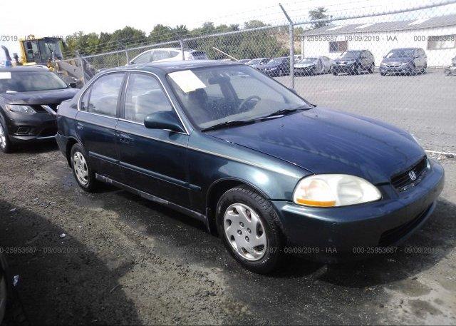 Inventory #290312382 1997 Honda CIVIC