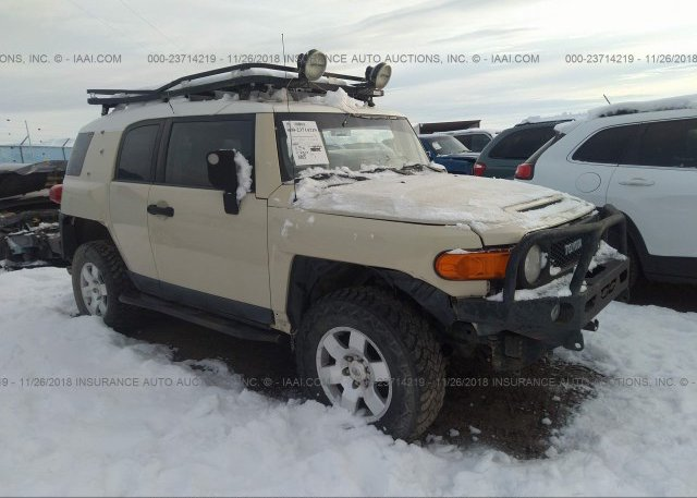 Inventory #155660363 2008 Toyota FJ CRUISER