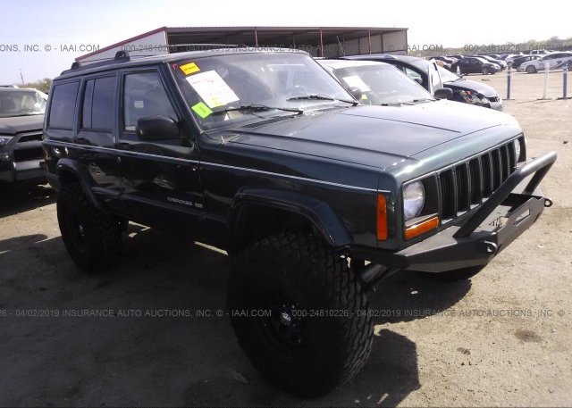 Inventory #937579559 1999 JEEP CHEROKEE