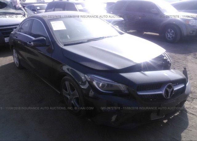 Inventory #822382620 2015 Mercedes-benz CLA
