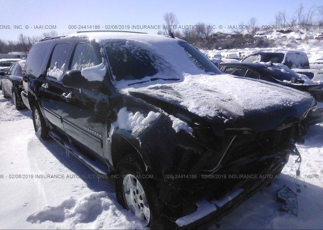 Inventory #394125910 2013 Chevrolet SUBURBAN