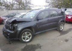2007 CHEVROLET EQUINOX - 2CNDL13F676024993 Right View