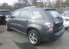 2007 CHEVROLET EQUINOX - 2CNDL13F676024993 [Angle] View