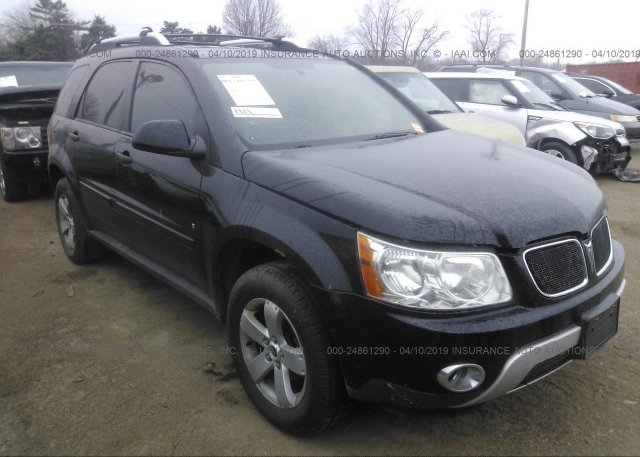 Inventory #897268500 2007 Pontiac TORRENT