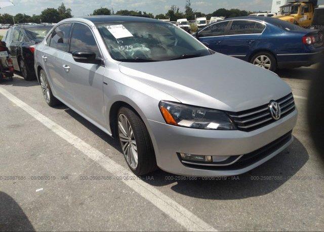Inventory #431373671 2015 Volkswagen PASSAT
