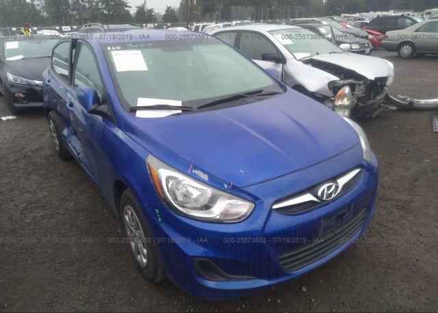 Inventory #369827774 2013 Hyundai ACCENT