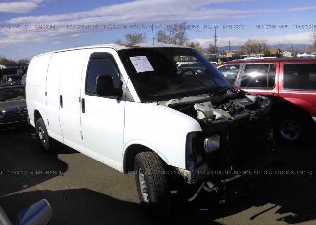 Inventory #191358622 2007 Chevrolet EXPRESS G2500