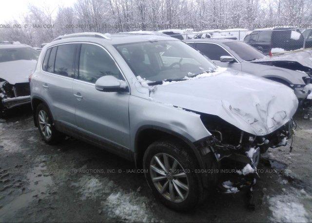 Inventory #956488564 2017 Volkswagen TIGUAN