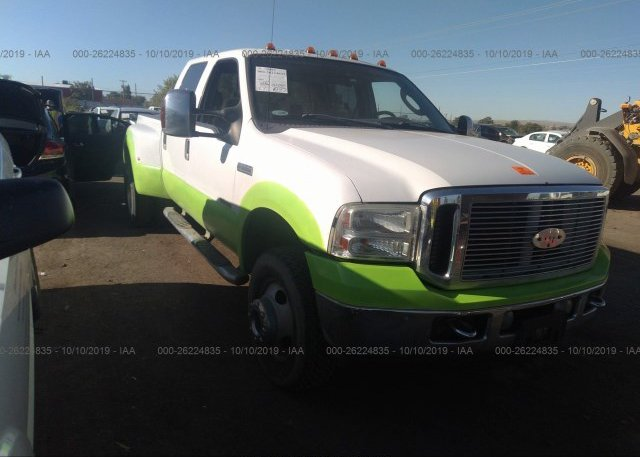 Inventory #909090000 2006 FORD F350