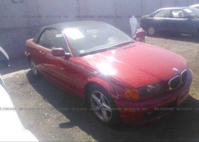 Inventory #283241177 2002 BMW 325