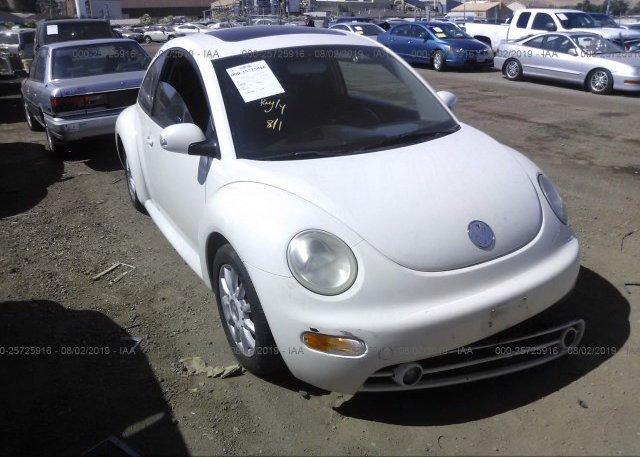 Inventory #568328523 2005 Volkswagen NEW BEETLE