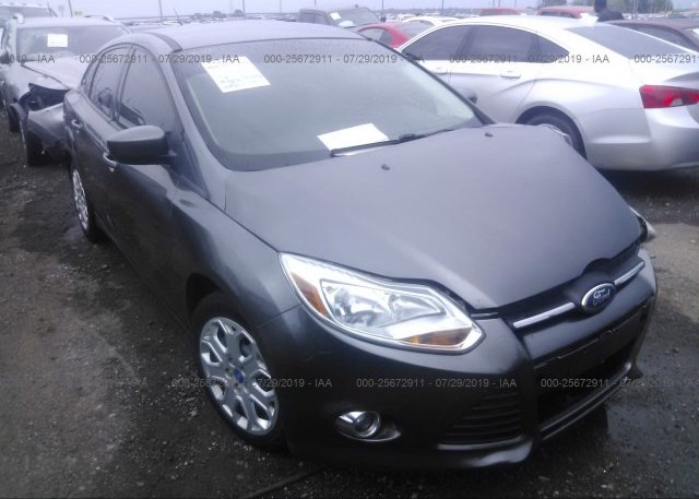 Inventory #721992998 2012 FORD FOCUS