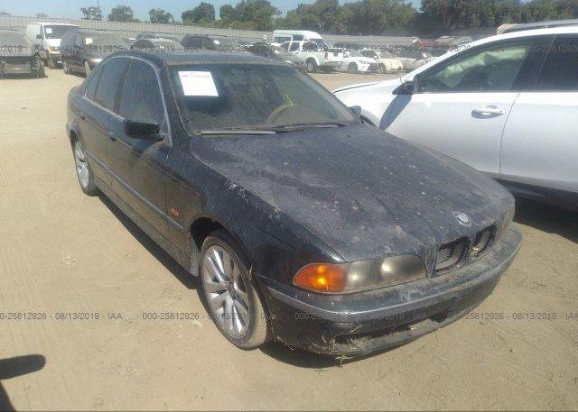 Inventory #700840538 1997 BMW 528