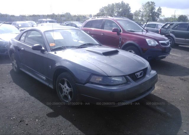 Inventory #999669388 2003 FORD MUSTANG