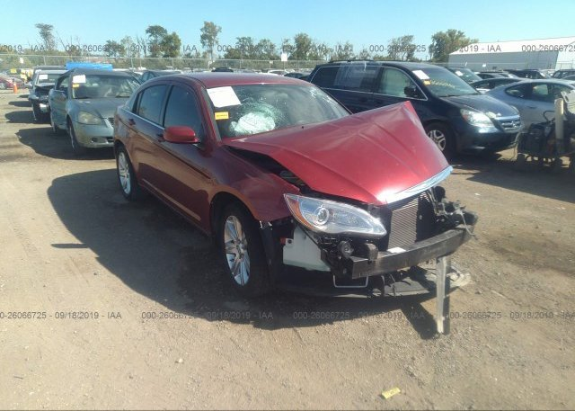 Inventory #550280284 2013 Chrysler 200