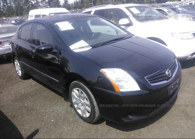 3n1ab6ap4bl684167 Bill Of Sale Black Nissan Sentra At Puyallup Wa