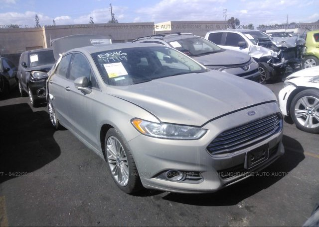 Inventory #914437386 2015 FORD FUSION