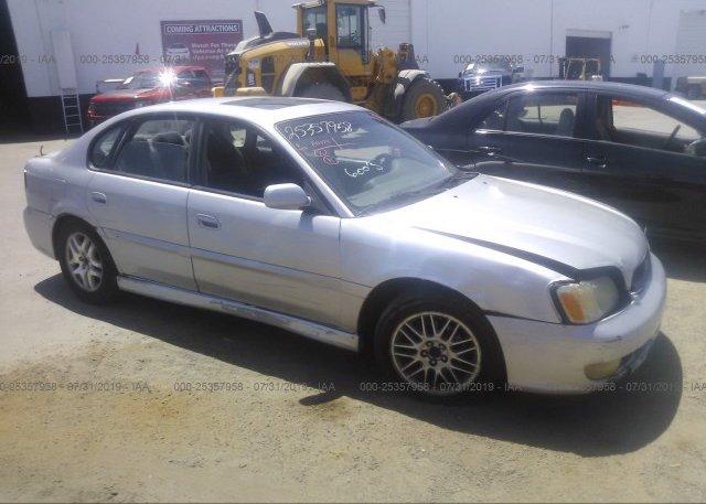 Inventory #104850210 2004 Subaru LEGACY