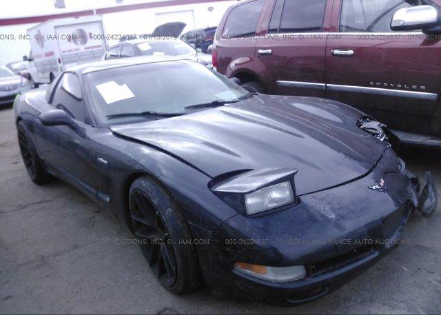 Inventory #967336197 2001 Chevrolet CORVETTE