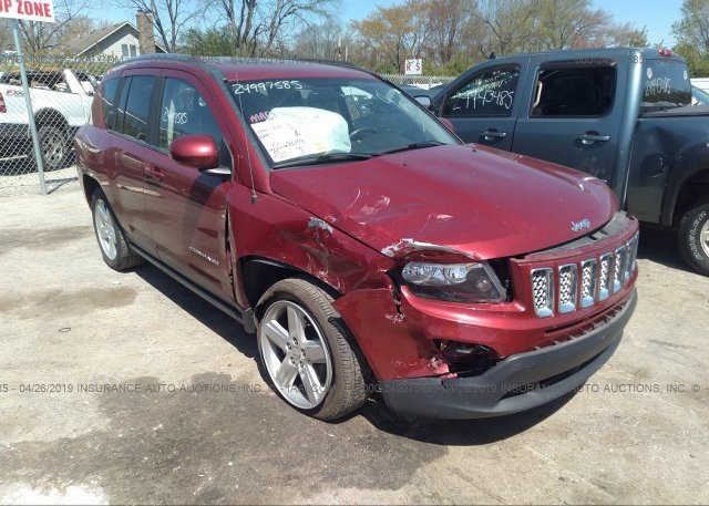 Inventory #983526348 2014 JEEP COMPASS