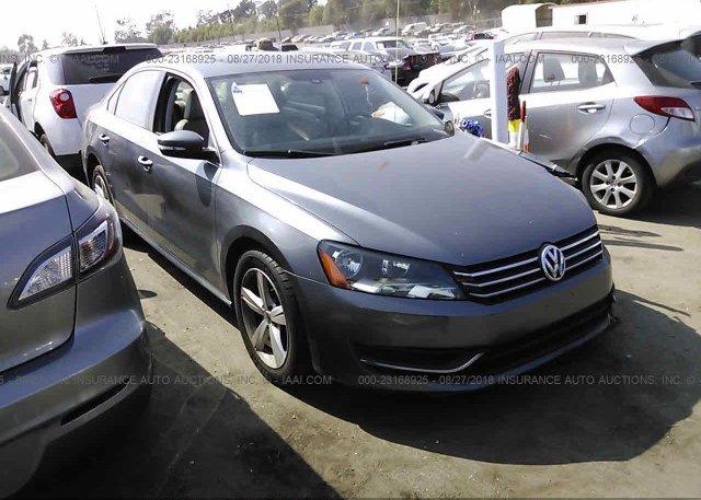 Inventory #405243452 2013 Volkswagen PASSAT