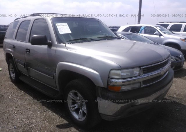Inventory #809624870 2002 Chevrolet TAHOE