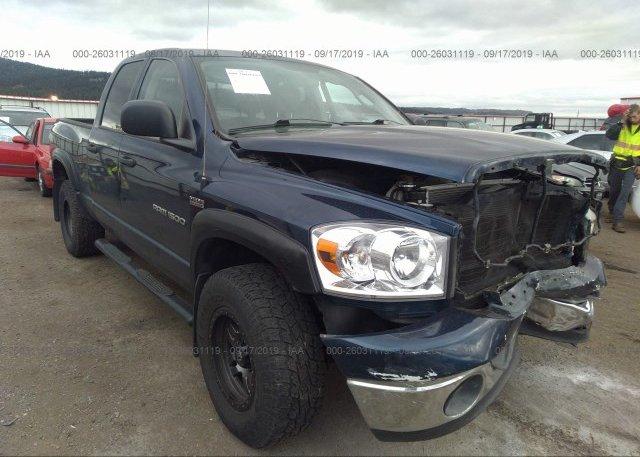 Inventory #551538435 2007 Dodge RAM 1500