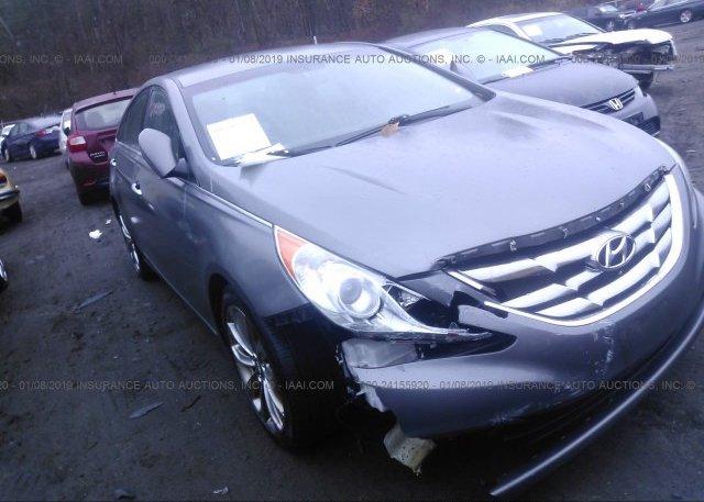 Inventory #702102104 2011 Hyundai SONATA