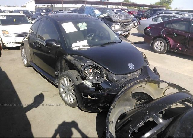 Inventory #888567538 2008 Volkswagen NEW BEETLE