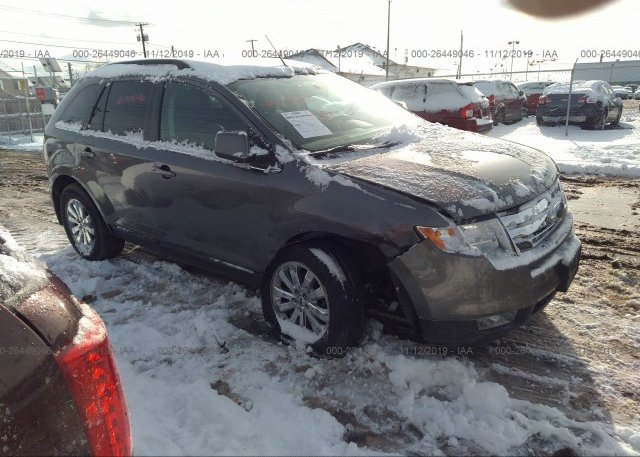 Inventory #651126967 2010 FORD EDGE