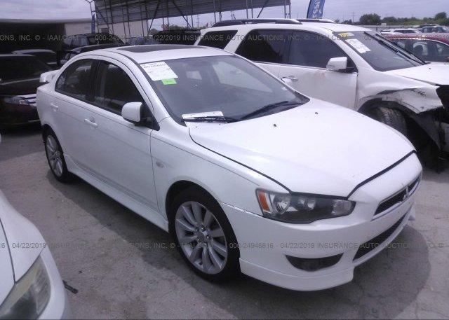 Inventory #316745085 2010 Mitsubishi LANCER