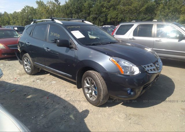 Inventory #388420798 2015 Nissan ROGUE SELECT