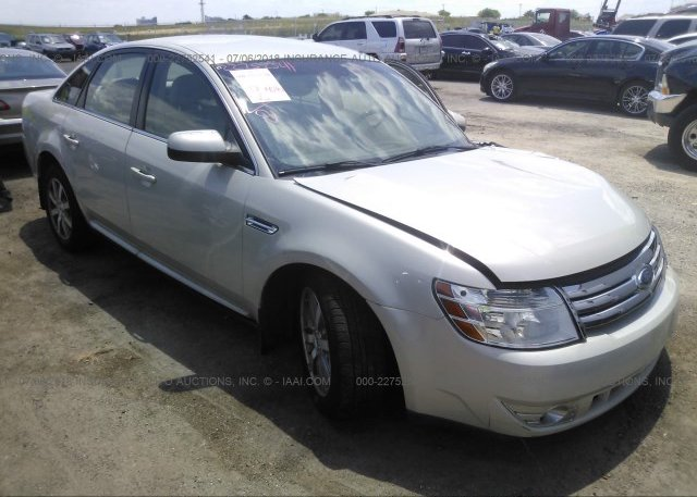 Inventory #157503845 2008 FORD TAURUS