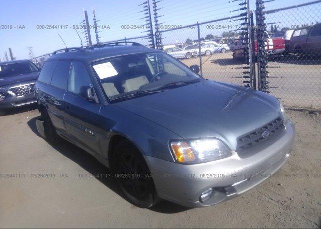 Inventory #769628706 2002 Subaru LEGACY