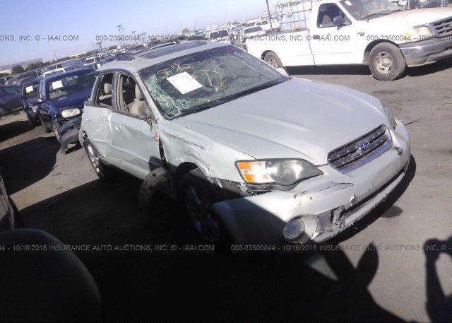 Inventory #625907753 2005 Subaru LEGACY