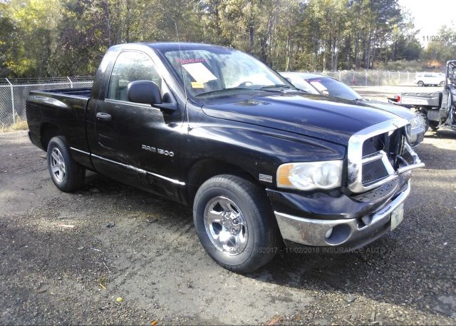 Inventory #105901914 2005 Dodge RAM 1500